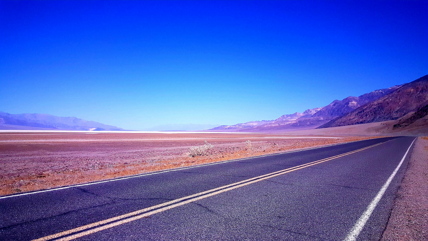 Crossroads Death Valley Nevada USA - What's Your Challenge